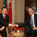 Extending Hands: China and U.S pledge strong ties