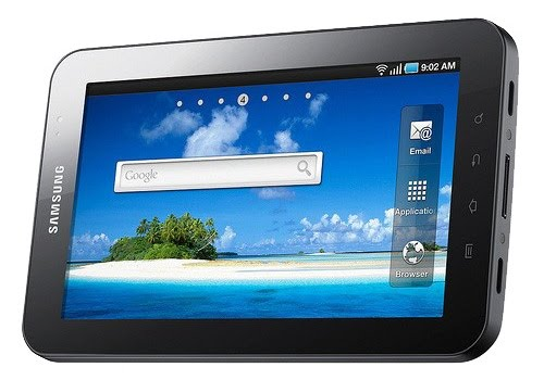 Samsung Galaxy Tab; the Best Android Tablet