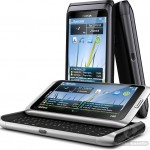 Nokia introduced its newest smartphone the E7