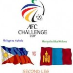 Philippine Azkals Won Against Mongolia by Aggregate Score