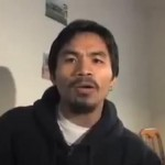Manny Pacquiao in His Funny Video