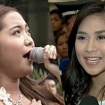 Charice and Sarah Geronimo to Work together suggests David Foster