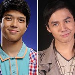 Sam Concepcion and Elmo Magalona front act in Miley Cyrus Concert