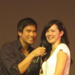 Sam Milby celebrates birthday with Marie Digby