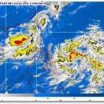 "Storm ""Falcon"" could be Stronger than Typhoon ""Egay"""