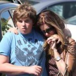 Christopher, Son of Arnold Schwarzenegger on a Serious Accident