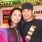 Nonito Donaire Jr & Wife Rachel to hold Church Wedding on 11-11-11
