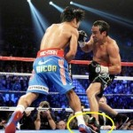 Marquez Cheated Pacquiao with His Foot Step Strategy During Their Trilogy Match