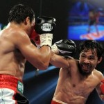 Manny Pacquiao Won By A Majority Decision Over Marquez