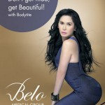 Jinky Pacquiao's Photos for Belo Medical Billboard
