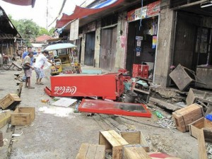 Effects of Earthquake in Visayas Region