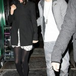 Justin Bieber and Selena Gomez Early Valentines Date