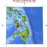 6.2 Magnitude Aftershocks Hit Visayas Region Confirmed by USGS
