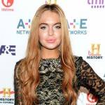 Lindsay Lohan Car Crash Damaged Rented Porsche in Los Angeles