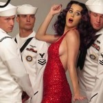 Katy Perry Patriotic Independence Day Photo Shoot in Studio