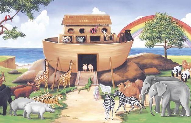 an overview of noahs relationship with god in the bible Noah's drunkenness  the names of noah's sons are always listed in the same order in the bible  japheth has enjoyed a close synergistic relationship with.