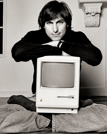 Steve Jobs Rare Photos