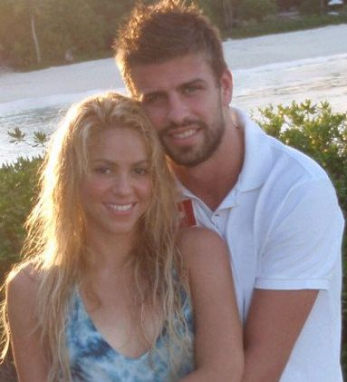 Shakira and Gerard Pique Expecting their First Child