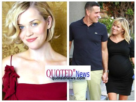 Reese Witherspoon Gives Birth to her Third Child
