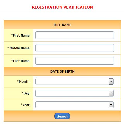 COMELEC Precinct Finder Online