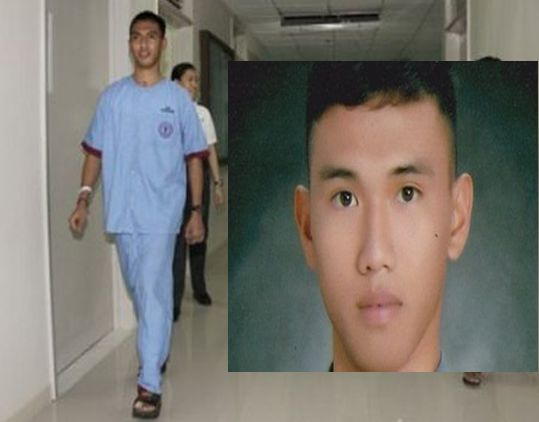 PMA Cadet Recovered from Coma