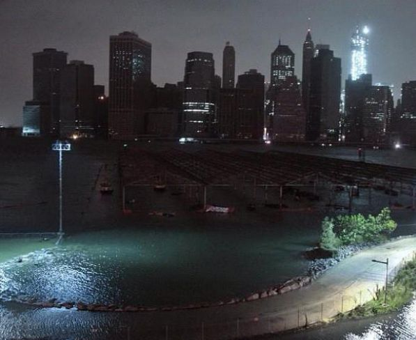 Filipinos Affected by Hurricane Sandy