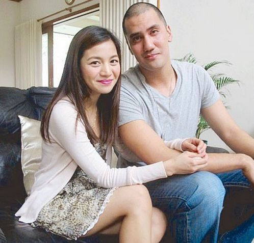 Kyla and Rich Alvarez expecting child