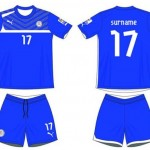 Azkals Newest Kit from Puma for 2012 AFF Suzuki Cup