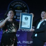 Gina Gil Lacuna: Pinay Jigsaw Puzzler Guinness World Record