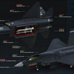 China Stealth Fighter Shenyang First Flight (Video)