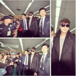Lee Min Ho Arrived in Manila (Photos & Video)