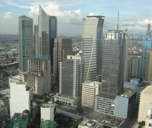 Makati City Received $400,000 Grants