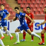 Phil Younghusband Scores for Azkals vs. Myanmar 1-0