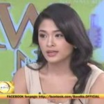 Yam Concepcion Wanted Gerald Anderson as Leading Man (Video)
