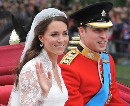 Kate and Prince William First Child