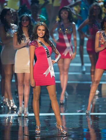 miss universe 2012 top 5 philippines included philippine