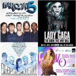 Top 10 Most Popular Philippine Concerts of 2012