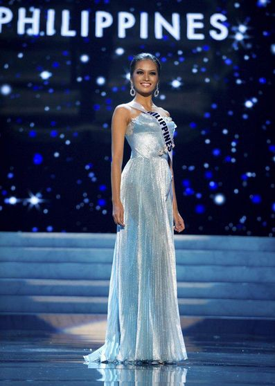 Miss Universe 2012 Results