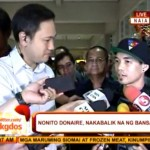 Donaire Arrived in Manila Dec. 19 (Video)