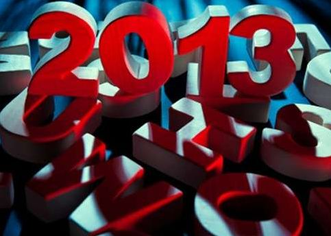Jim Paredes Predictions for 2013