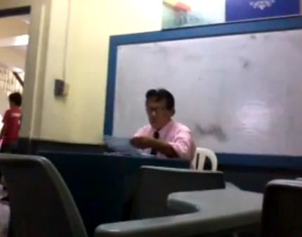 Abusadong Professor of Montessori Identified