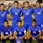 Azkals Schedules for the 2014 AFC Challenge Cup Qualifier