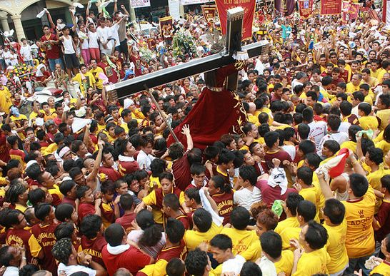 Feast of Black Nazarene MMDA Route
