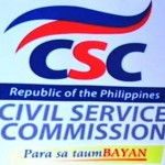 Dec. 2013 Civil Service Exam Results Sub-Professionals