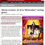 GMA's Sisterakas Movie Review Caused Online Outrage