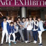 Hawak Kamay Performed by Exo & KPop Artists at DKFC (Video)