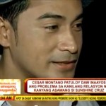 Cesar Montano Promised to Kept Family Intact After Sunshine Rift (Video)