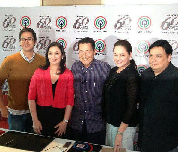 Abs Cbn Latest News Update: Eddie Garcia Now A Certified Kapamilya Actor