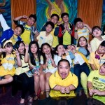 Goin' Bulilit Audition Schedules on February 8 at ABS-CBN Compound