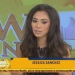 Jessica Sanchez Interview Video with Bandila (Replay)